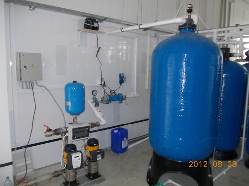 Очистка воды в коттедже и загородном доме